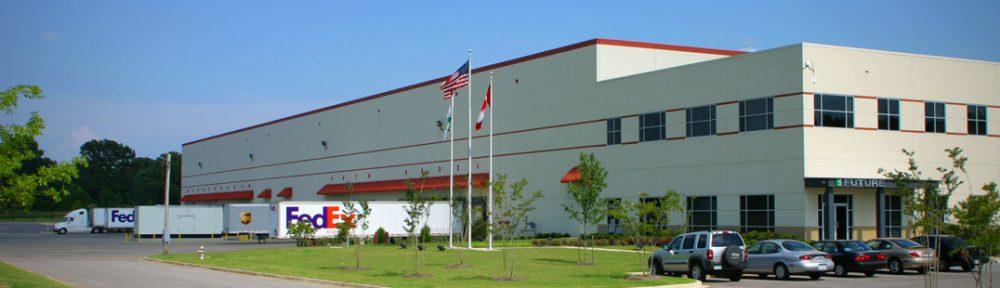 Future Electronics Distribution Centers